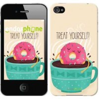 Чехол для iPhone 4 Treat Yourself 2687c-15