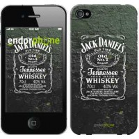 Чехол для iPhone 4s Whiskey Jack Daniels 822c-12