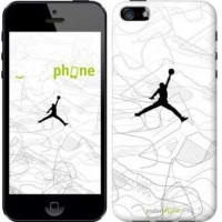 Чехол для iPhone 5s Air Jordan 3688c-21