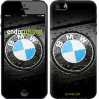 Чехол для iPhone SE BMW 845c-214