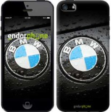 Чехол для iPhone SE BMW 845c-214