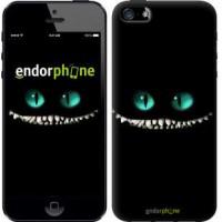 Чехол для iPhone 5s Чеширский кот 689c-21