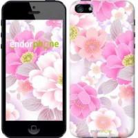 Чехол для iPhone SE Цвет яблони 2225c-214