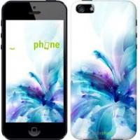 Чехол для iPhone 5s цветок 2265c-21