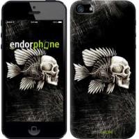 Чехол для iPhone 5 Рыбо-человек 683c-18