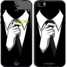 Чехол для iPhone 5 Галстук 2975c-18