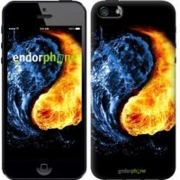 Чехол для iPhone SE Инь-Янь 1670c-214