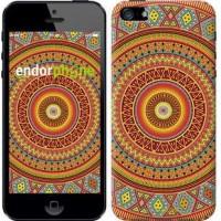 Чехол для iPhone 5s Индийский узор 2860c-21
