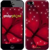 Чехол для iPhone SE Лунная бабочка 1663c-214