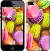Чехол для iPhone 5s Макаруны 2995c-21