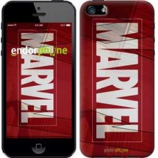 Чехол для iPhone 5 Marvel 2752c-18