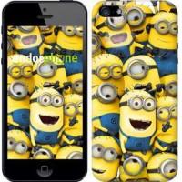 Чехол для iPhone 5 Миньоны 8 860c-18