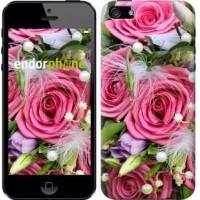 Чехол для iPhone SE Нежность 2916c-214