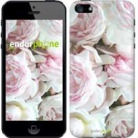 Чехол для iPhone SE Пионы v2 2706c-214