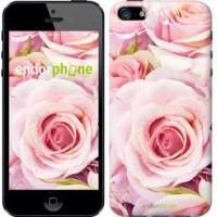 Чехол для iPhone SE Розы 525c-214