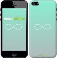 Чехол для iPhone 5 Знак бесконечности 3204c-18