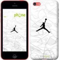 Чехол для iPhone 5c Air Jordan 3688c-23