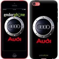 Чехол для iPhone 5c Audi. Logo v2 3105c-23