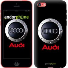 Чехол для iPhone 5c Audi. Logo v2 3105c-23