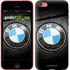 Чехол для iPhone 5c BMW 845c-23