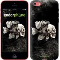 Чехол для iPhone 5c Рыбо-человек 683c-23
