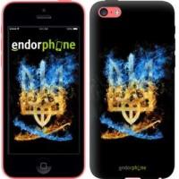 Чехол для iPhone 5c Герб 1635c-23