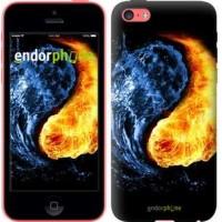 Чехол для iPhone 5c Инь-Янь 1670c-23