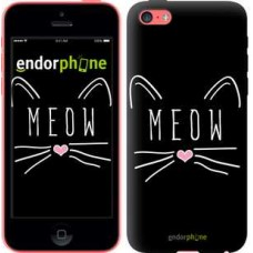 Чехол для iPhone 5c Kitty 3677c-23