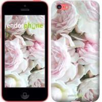 Чехол для iPhone 5c Пионы v2 2706c-23