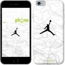 Чехол для iPhone 6s Air Jordan 3688c-90