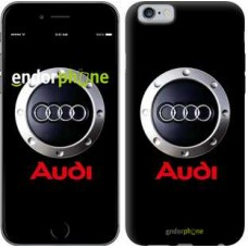 Чехол для iPhone 6s Audi. Logo v2 3105c-90