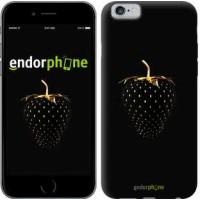 Чехол для iPhone 6 Черная клубника 3585c-45