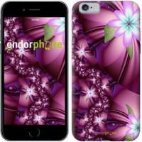 Чехол для iPhone 6 Цветочная мозаика 1961c-45
