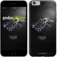 Чехол для iPhone 6s Game of thrones. Stark House 1120c-90