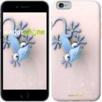 Чехол для iPhone 6 Гекончик 1094c-45