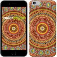Чехол для iPhone 6 Индийский узор 2860c-45