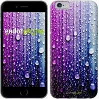 Чехол для iPhone 6 Капли воды 3351c-45
