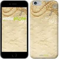 Чехол для iPhone 6s Кружевной орнамент 2160c-90