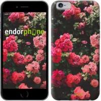 Чехол для iPhone 6s Куст с розами 2729c-90