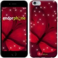 Чехол для iPhone 6 Лунная бабочка 1663c-45