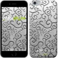 Чехол для iPhone 6s Металлический узор 1015c-90