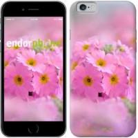 Чехол для iPhone 6 Розовая примула 508c-45