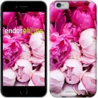 Чехол для iPhone 6s Розовые пионы 2747c-90