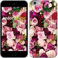 Чехол для iPhone 6 Розы и пионы 2875c-45