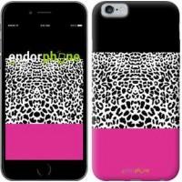 Чехол для iPhone 6s Шкура леопарда v3 2723c-90
