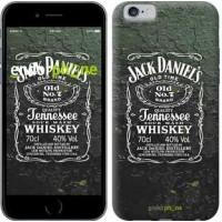Чехол для iPhone 6s Whiskey Jack Daniels 822c-90