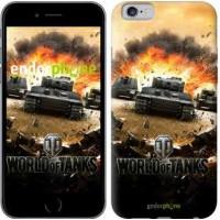 Чехол для iPhone 6s World of tanks v1 834c-90