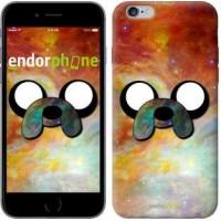 Чехол для iPhone 6 Plus Adventure Time. Jake v2 1204c-48