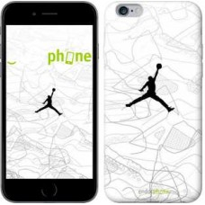 Чехол для iPhone 6 Plus Air Jordan 3688c-48