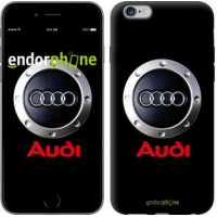 Чехол для iPhone 6s Plus Audi. Logo v2 3105c-91
